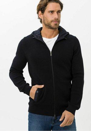 STYLE JOE - Zip-up sweatshirt - navy