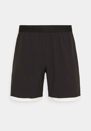 SHORTS - Pantaloncini sportivi - black beauty