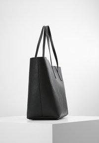 Even&Odd - Tote bag - black/red - 3