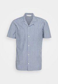 Casual Friday - ALVIN STRIPED SHIRT - Shirt - true navy - 0