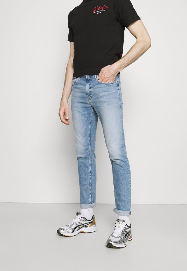 SIMON - Slim fit jeans - denim