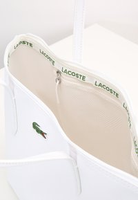 Lacoste - Sac à main - blanc bright white - 5