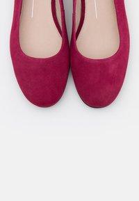 ECCO - ANINE  - Ballet pumps - purple - 5