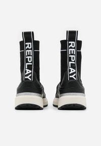 Replay - MIKI YASKA - High-top trainers - black - 3