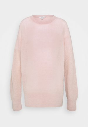 FRANCESCA - Strikpullover /Striktrøjer - light pink