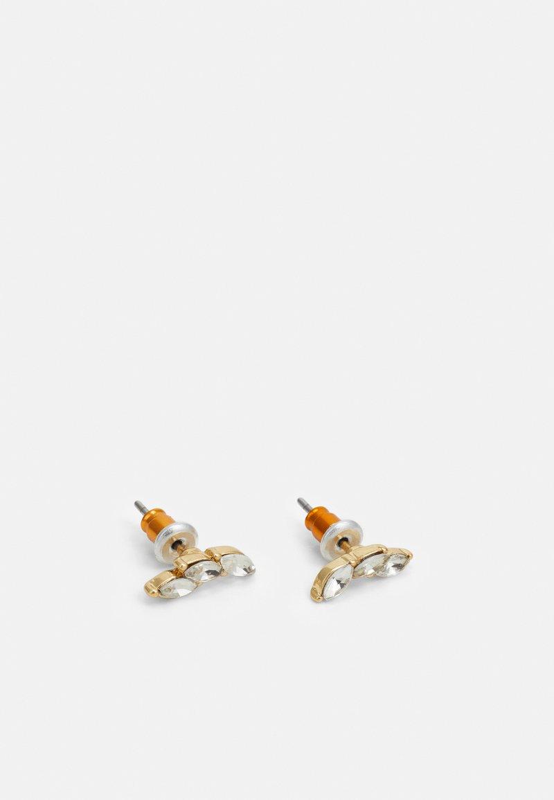 Pilgrim - EARRINGS MATHILDE - Earrings - gold-coloured