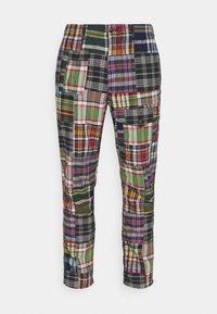 Polo Ralph Lauren - FLAT PANT - Trousers - multicoloured - 5