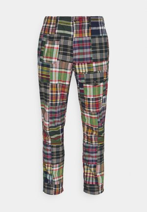 FLAT PANT - Trousers - multicoloured