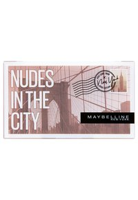 Maybelline New York - NUDES IN THE CITY - Eyeshadow palette - - - 1