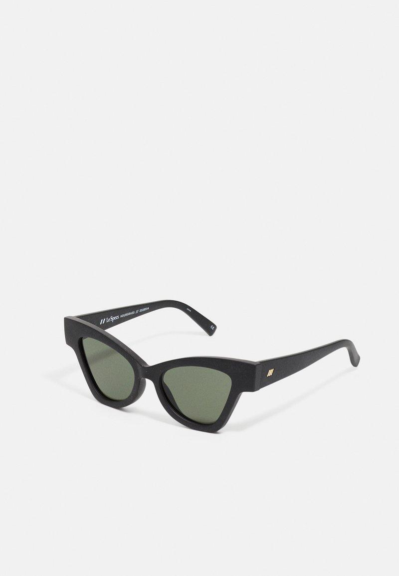 Le Specs - HOURGRASS - Sunglasses - black grass