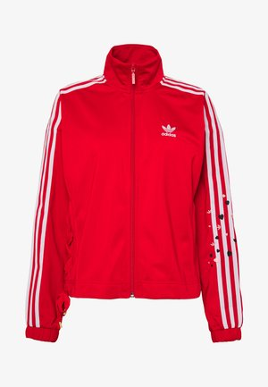 TRACK - Training jacket - scarlet