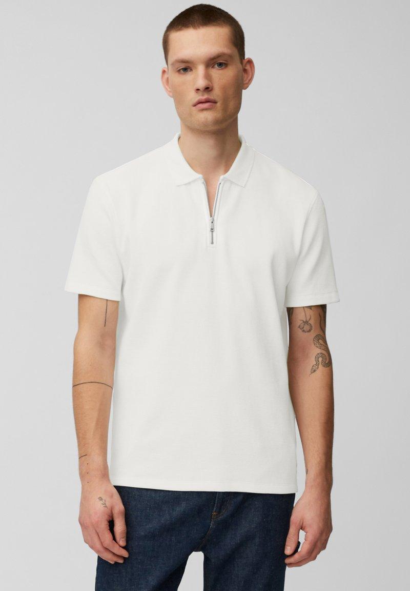Marc O'Polo DENIM - Polo shirt - scandinavian white