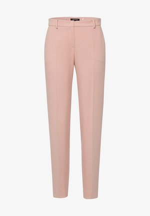 Trousers - apricot