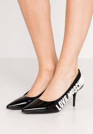 GRAPHIC - Klassiske pumps - black