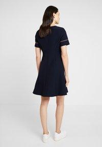 Tommy Hilfiger - ANGELA DRESS - Day dress - blue - 2