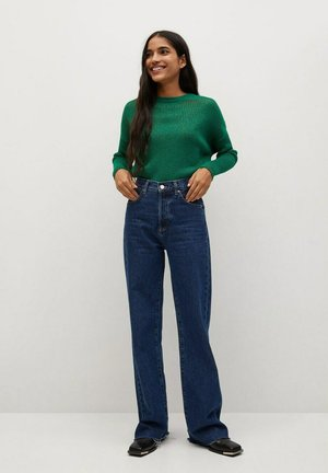 SHINE-I - Sweter - green