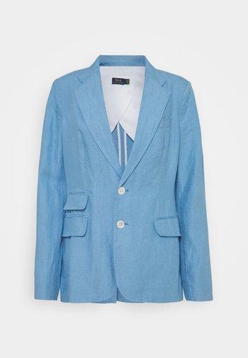 DYE  - Blazer - chambray blue
