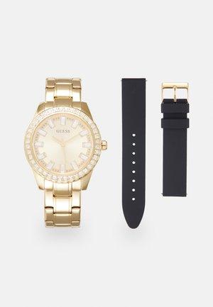 Reloj - gold-coloured/black