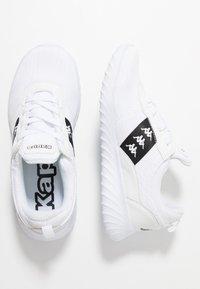 Kappa - MODUS II - Kuntoilukengät - white/black - 1