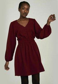 NAF NAF - Day dress - red - 0
