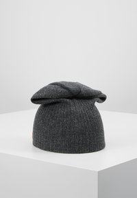 Chillouts - LOWELL HAT - Beanie - dark grey - 3