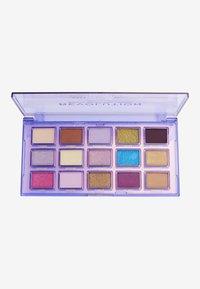 Make up Revolution - REVOLUTION REFLECTIVE PALETTE ULTRA VIOLET - Eyeshadow palette - - - 1