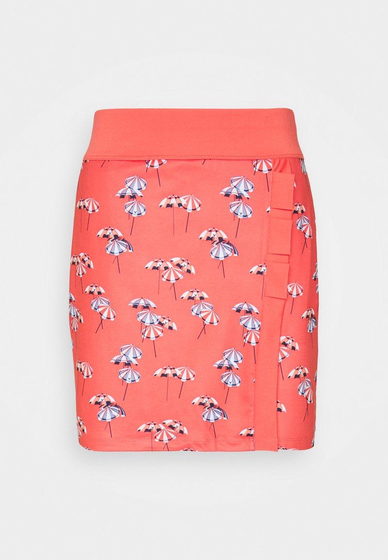 Callaway - PARASOL PRINT SKORT - Sports skirt - dubarry