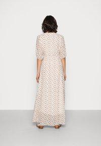 Notes du Nord - VILAYA RECYCLED DRESS - Vestito lungo - white - 2