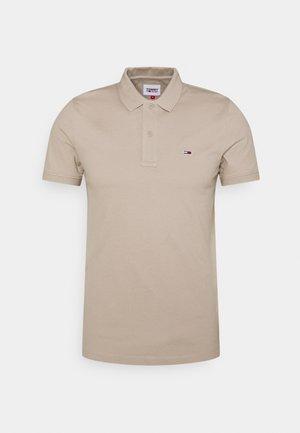 CLASSICS SOLID  - Poloshirt - beige