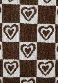 PULL&BEAR - Linne - mottled light brown - 6