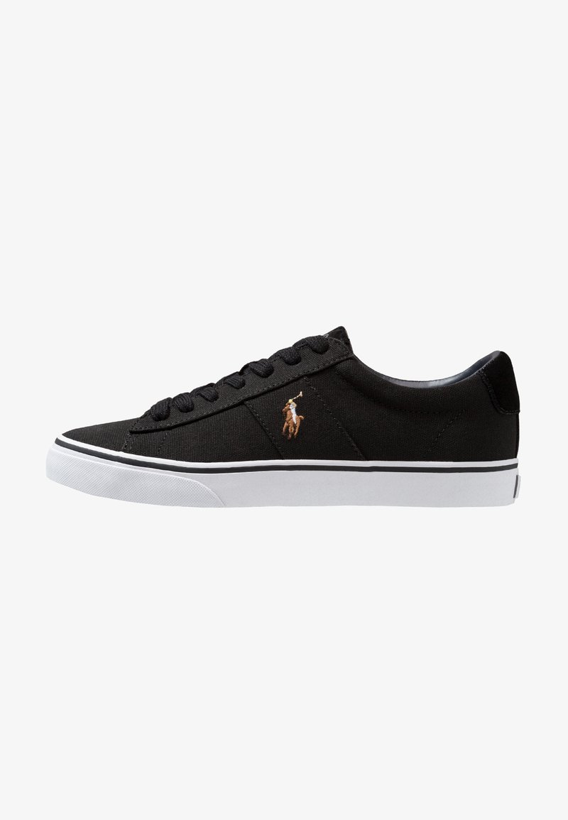 Polo Ralph Lauren - SAYER - Sneakers laag - black