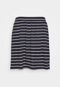 Esprit - SKIRT - Mini skirt - navy - 1
