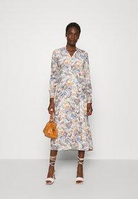 Rich & Royal - MIDI DRESS PRINTED - Day dress - multi coloured - 1