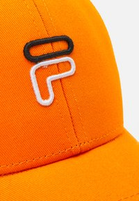 "Fila - 6 PANEL ""F"" OUTLINE LOGO STRAP BACK UNISEX - Cap - mandarin orange - 3"