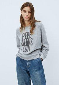 Pepe Jeans - MADELYN - Jumper - gris marl - 0