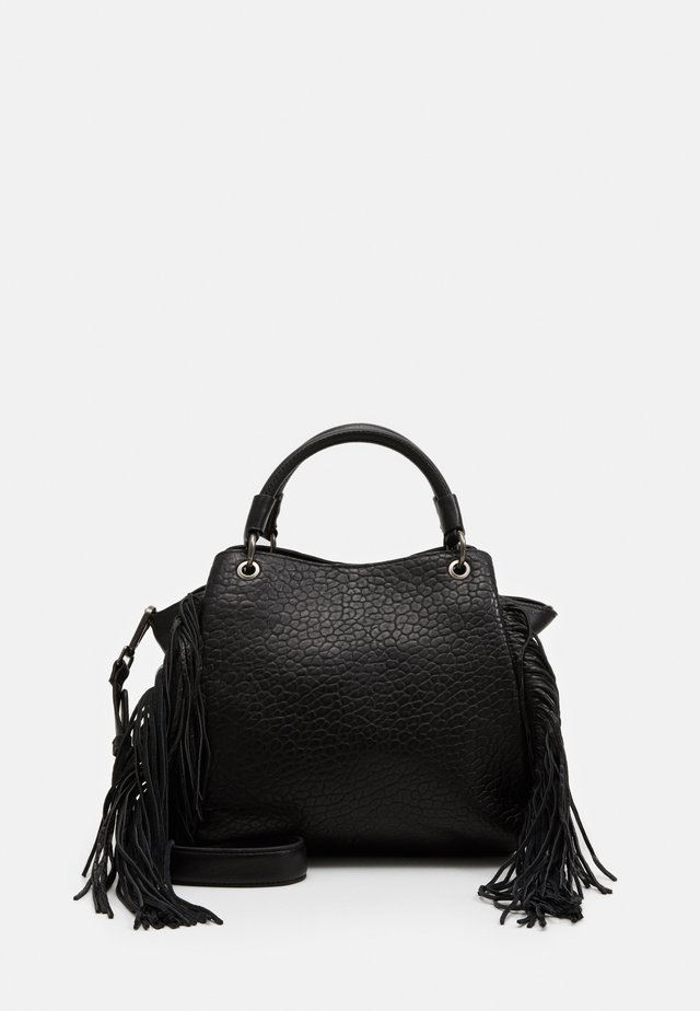 FRIZZLE - Handtasche - black
