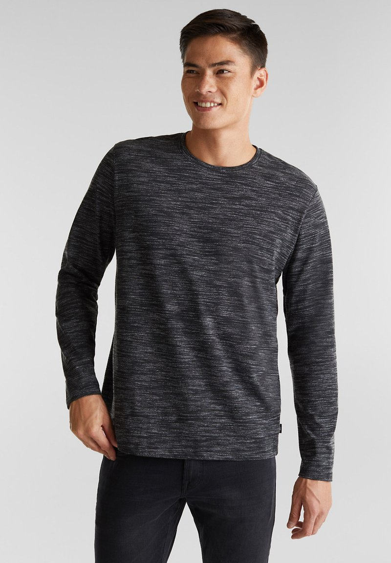 edc by Esprit - Long sleeved top - black