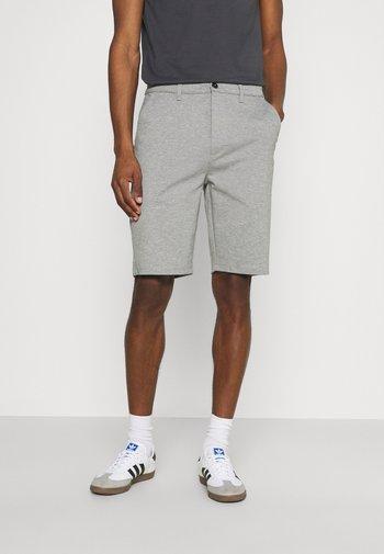 BARRO BASIC - Shorts - grey melange