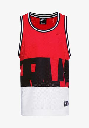 AIR TANK - Top - university red/sail