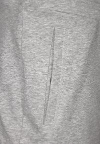 Reebok - JERSY SHORT - Shorts - medium grey heather - 5