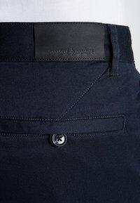 Samsøe Samsøe - BALDER - Shorts - dark sapphire - 5