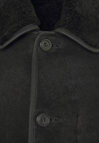 PS Paul Smith - JACKET - Leather jacket - black - 7