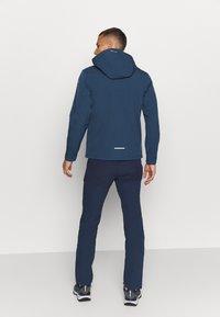 Icepeak - BIGGS - Soft shell jacket - blue - 2
