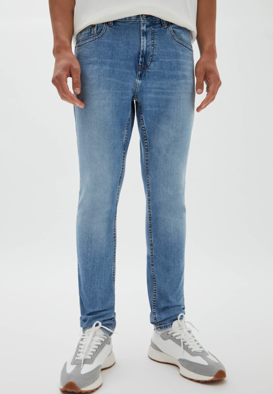 Herren Jeans Slim Fit