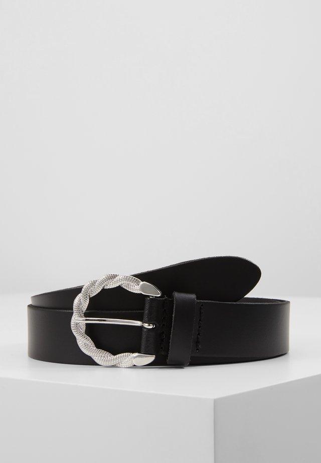 SBUCKLE - Belt - noir