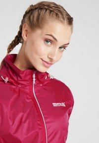 Regatta - CORINNE  - Waterproof jacket - dark cerise - 5