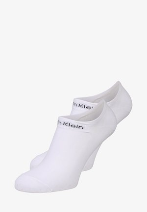 PERFORMANCE GRIPPER LINER 2 PACK - Socks - white