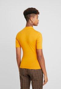 Even&Odd - Basic T-shirt - inca gold - 2