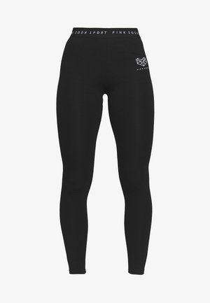 SERENITY LEGGING - Collant - black