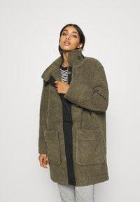 H2O Fagerholt - SMART JACKET - Winter coat - forrest green - 0